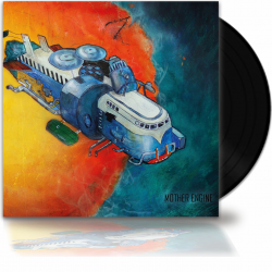 """MOTHER ENGINE - MUTTERMASCHIENE - 2nd Release- 12"""""""