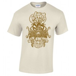 Jimmy Glitschy - T-Shirt Sandfarben - Men