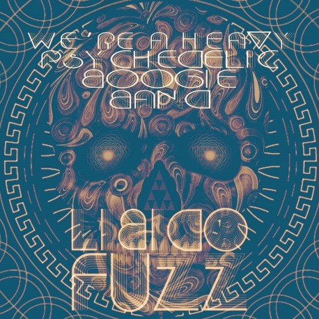 LIBIDO FUZZ - We're A Heavy Psychedelic Boogie Band - Vinyl