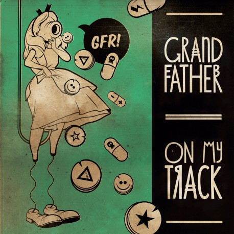 GRANDFATHER - ON MY TRACK - VINYL