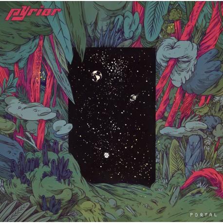 PYRIOR - PORTAL EP - Limited Vinyl