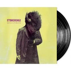 STONEHENGE - BUNCH OF BISONS - Limited Vinyl - RePress