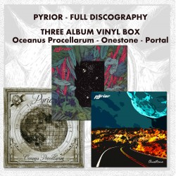 PYRIOR FULL DISCOGRAPHY - 3 ALBUM VINYL SET