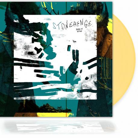 STONEHENGE - BUNCH OF BISONS - Limited Vinyl